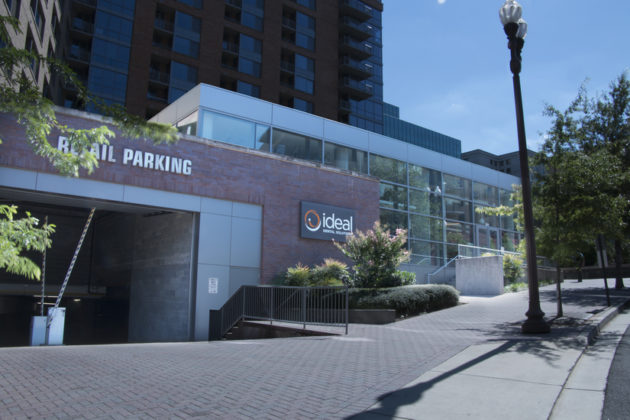 For patients' convenience, Ideal Dental Solutions has an adjacent parking garage