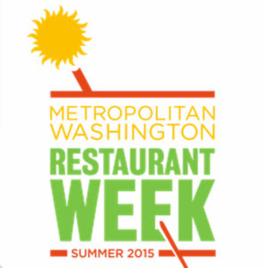 Restaurant Week 2015 logo (via RAMW)