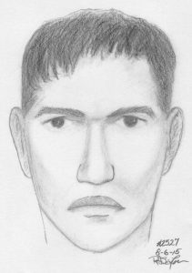 Sketch of W&OD Trail sexual assault suspect