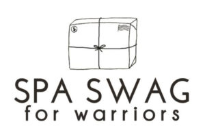 Spa Swag for Warriors logo