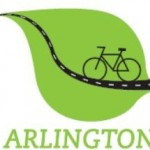Arlington bike leaf