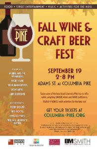 Columbia Pike Fall Festival (Courtesy of Takis Karantonis)