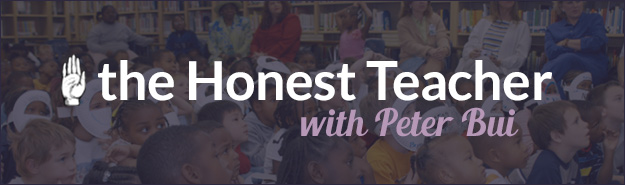 Honest Teacher Peter Bui logo