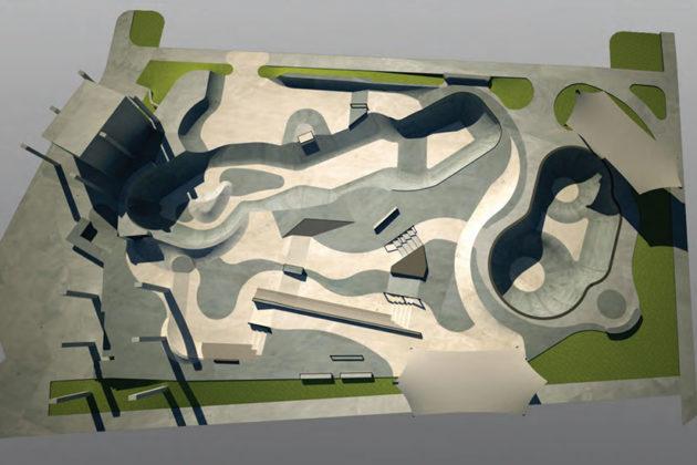 Concept B (via Arlington County)