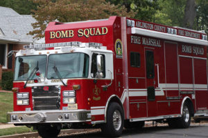 Bomb squad called to incident at Yorktown High School (file photo)