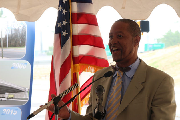 Craig Syphax, President of Black Heritage Museum of Arlington