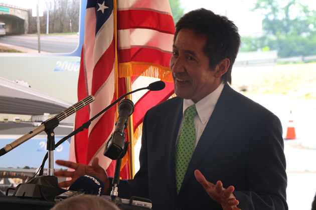 County Board member Walter Tejada