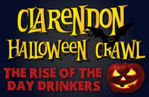 Halloween Bar Crawl logo