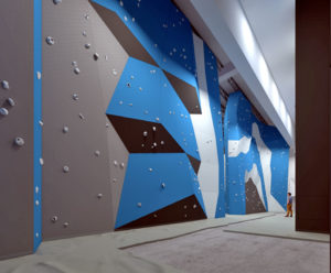 Rendering of future climbing gym in Crystal City (via earthtreksclimbing.com)