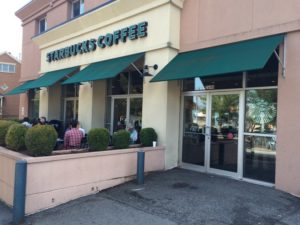 Starbucks at 2690 Clarendon Blvd