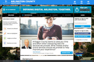 County insights website