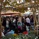 plaza on 19 beer garden
