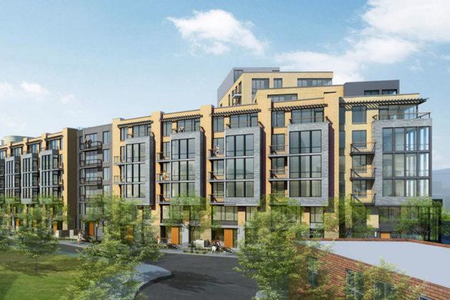 Shooshan/Red Top redevelopment rendering