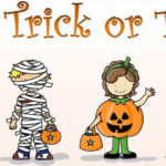 trick-or-treat with Arlington Historical Society
