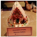 Hyatt 2014 Gingerbread House Winner (via FacebookHyatt Crystal City)