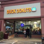 Duck Donuts in the Lee-Harrison Shopping Center