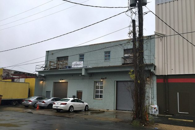 New District Brewing Co. at 2709 S. Oakland Street