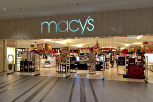 Macy's store at the Fashion Center at Pentagon City mall