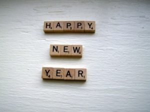 Happy New Year (Flickr photo by Sally Mahoney)