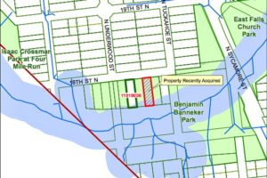 Banneker Park Land Expansion