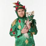 Piff the Magic Dragon. Photo by Virginia Sherwood/NBC