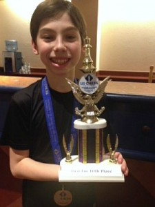 Sam Schenk Chess Champ (courtesy of Allison Rudoy)