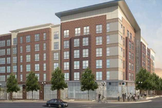 The affordable housing complex on Columbia Pike will have 173 apartments
