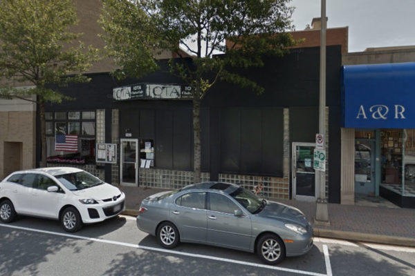 IOTA Club and Cafe in Clarendon (photo via Google Maps)