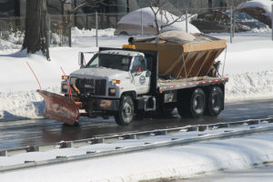 snow plow jan. 24 2