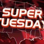 Super Tuesday graphic (photo via Facebook)