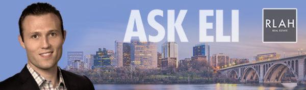 Ask Eli banner