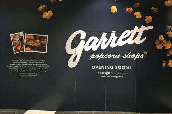 Future Garrett Popcorn Shop in Pentagon City mall (courtesy photo)