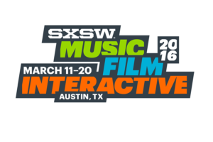 SXSW logo (photo via Facebook)