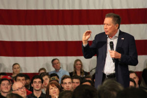 John Kasich (photo via John Kasich/Flickr)