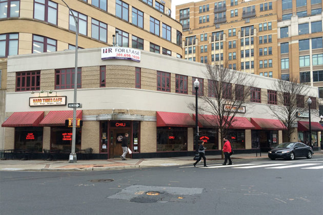 Hard Times Cafe space available for lease in Clarendon