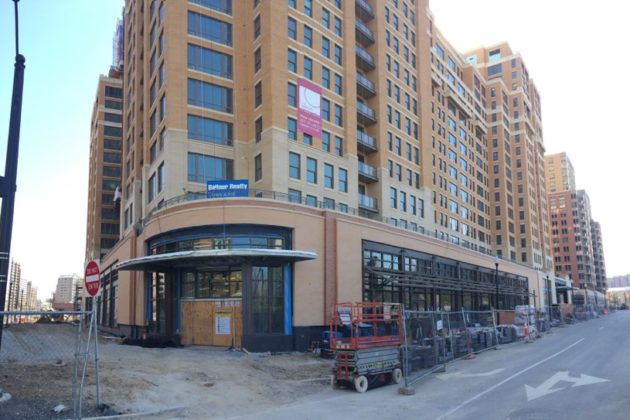 The Bartlett in Pentagon City, future home to Whole Foods