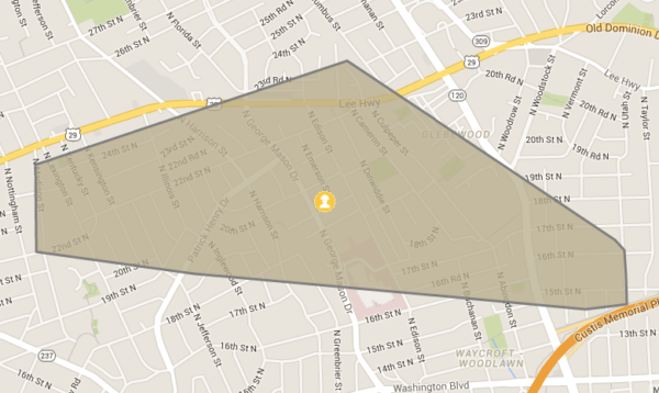 Dominion power outage map 3/22/16