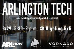 Arlington tech event
