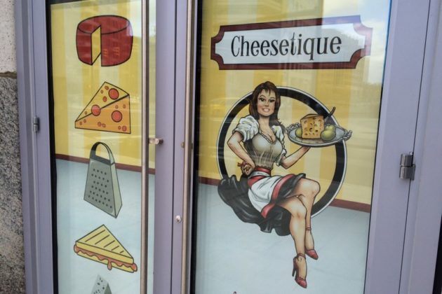 New Cheesetique