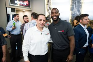 SpinFire co-owners Fouad Qreitem and Pierre Garçon. Photo credit: Joy Asico.