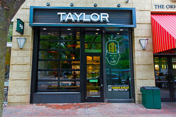 Taylor Gourmet in Crystal City (Photo credit @shootjoec)