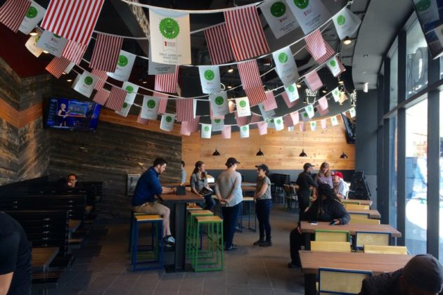 Wing Shack Coupons >> Shake Shack to Open Tomorrow in Pentagon City | ARLnow.com