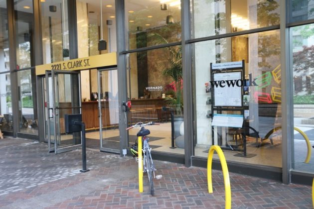 WeWork / WeLive in Crystal City