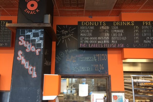 Sugar Shack Donuts on Columbia Pike