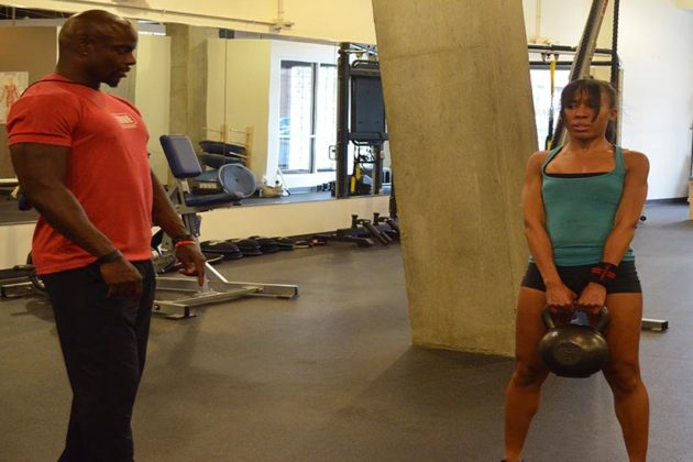 True Health offers personal fitness training