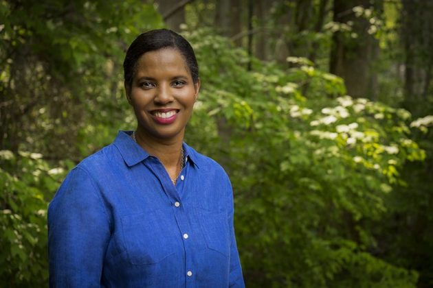 Briana Scurry (photo by Jennifer Packard)