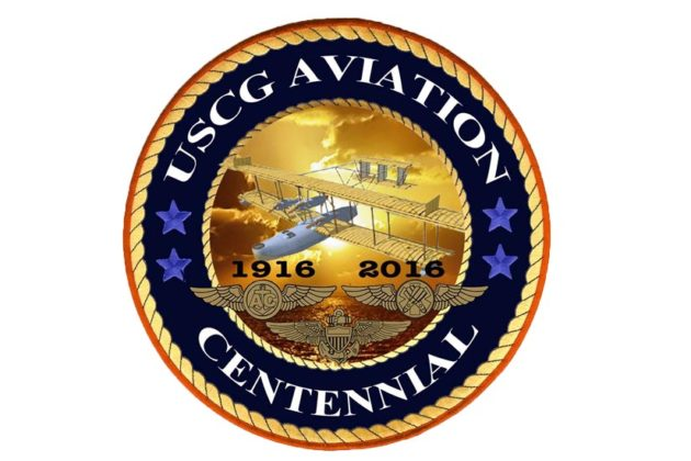 Coast Guard Centennial Logo