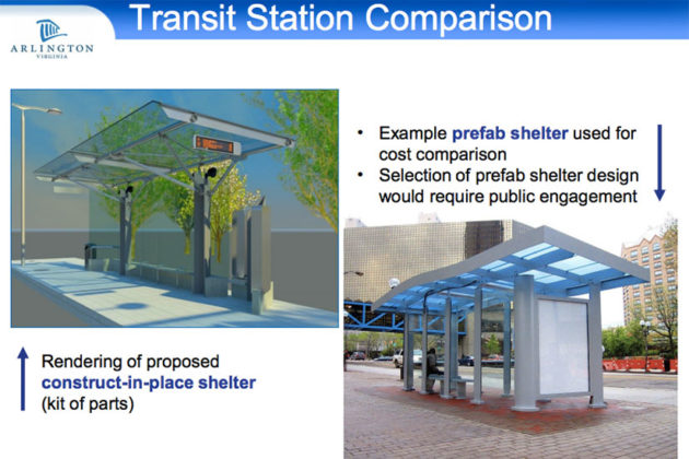 Transit Development Plan staff presentation slide