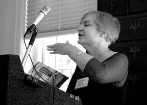 Katherine E. Young, photo by Jeanne Julian (via Arlington County)