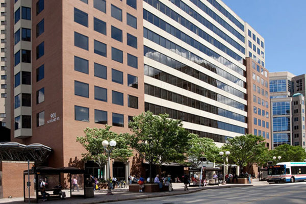 Shady Grove Fertility location at 901 N. Stuart Street in Ballston (Photo via Shady Grove Fertility)
